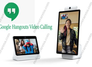 Google Hangouts Video Calling