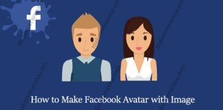 How to Make Facebook Avatar with Image