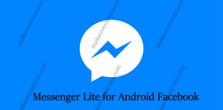 Messenger Lite for Android Facebook