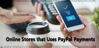 Online Stores that Uses PayPal Payments