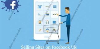 Selling Sites on Facebook Uk