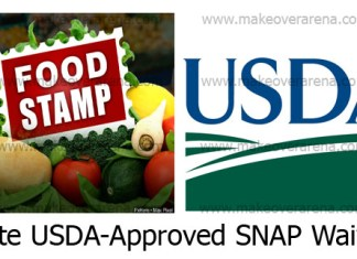 State USDA-Approved SNAP Waivers