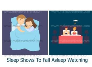 Sleep Shows To Fall Asleep Watching
