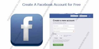 Create A Facebook Account for Free