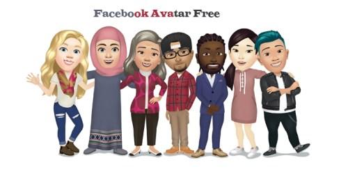Facebook Avatar Free - Create Facebook Avatar | Facebook Avatar