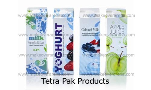 Tetra Pak Products