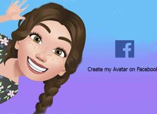Create my Avatar on Facebook
