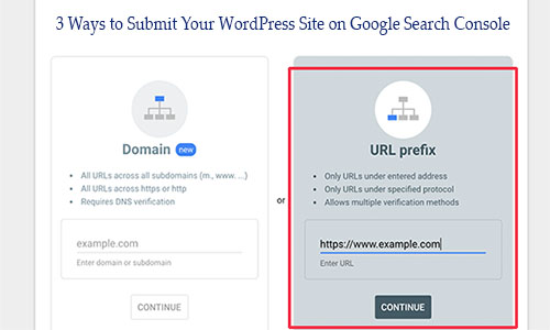 3 Ways to Submit Your WordPress Site on Google Search Console