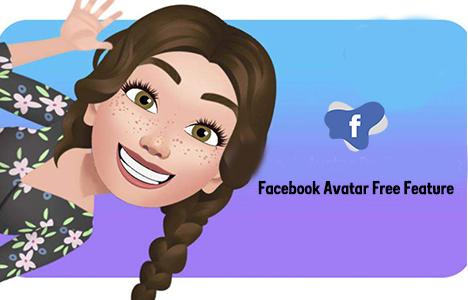 Facebook Avatar Free Feature