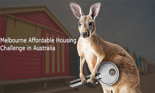 Melbourne Affordable Housing Challenge in Australia