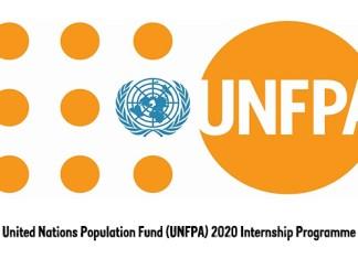 United Nations Population Fund (UNFPA) 2020 Internship Programme