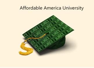 Affordable America University