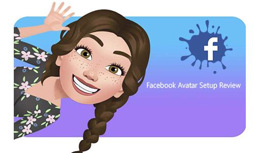 Facebook Avatar Setup Review