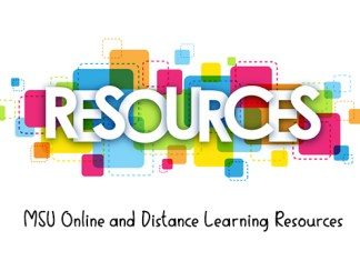 MSU Online and Distance Learning Resources