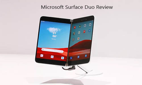 Microsoft Surface Duo Review
