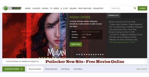 Putlocker New Site - Free Movies Online