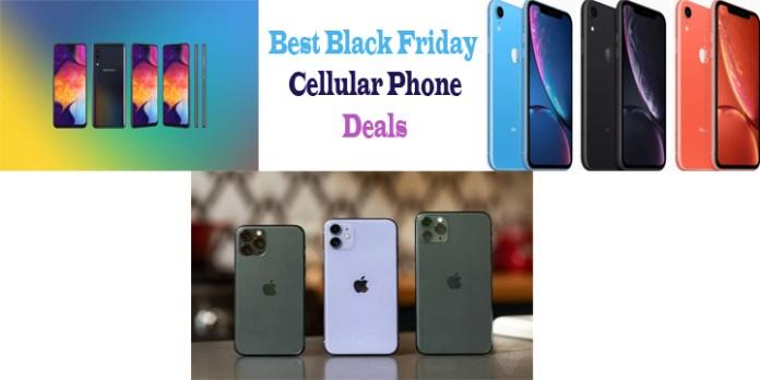 Best Black Friday Cellular Phone Deals