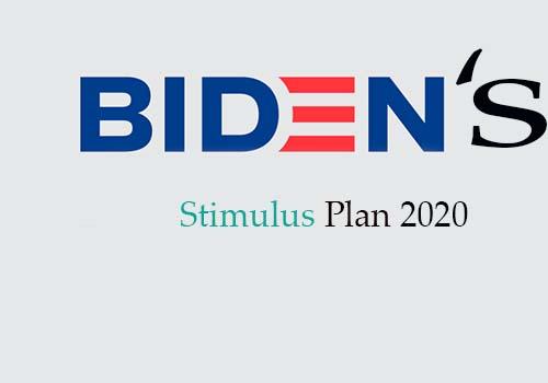 Biden's Stimulus Plan 2020
