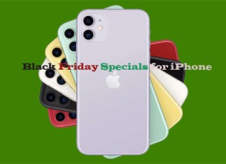 Black Friday Specials for iPhone