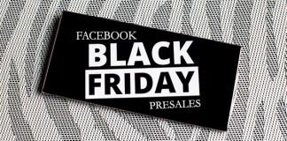 Facebook Black Friday Presales