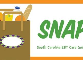 South Carolina EBT Card Guide
