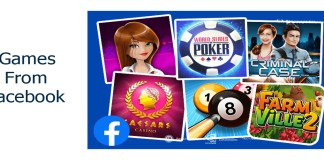Games From Facebook
