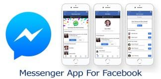 Messenger App For Facebook