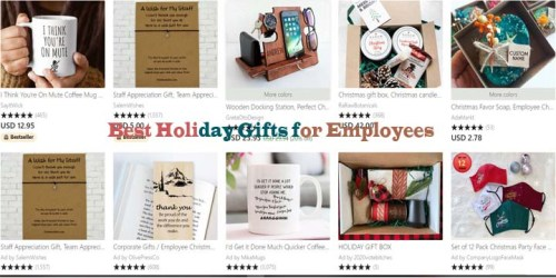 Best Holiday Gifts for Employees