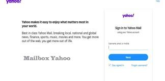 Mailbox Yahoo