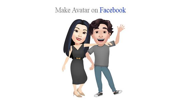 Make Avatar on Facebook