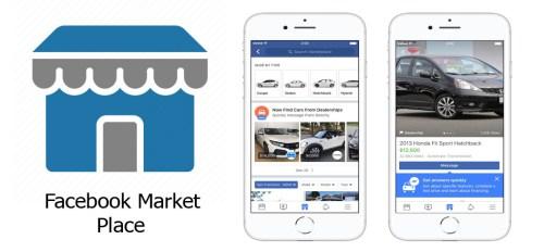 Facebook Market Place