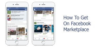 How To Get On Facebook Marketplace