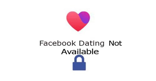 Facebook Dating Not Available