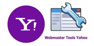Webmaster Tools Yahoo