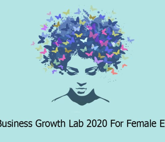 Women In Business Growth Lab 2020 For Female Entrepreneur