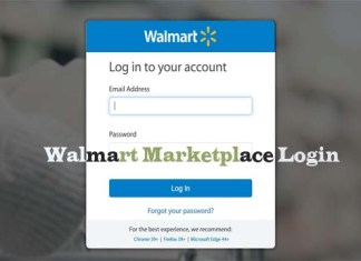 Walmart Marketplace Login