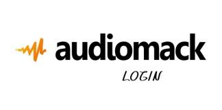 Audiomack Login