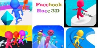 Facebook Race 3D