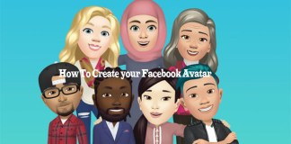 How To Create your Facebook Avatar