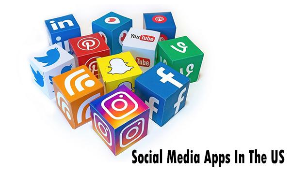 Social Media Apps In The US