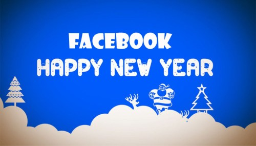 Facebook New Year