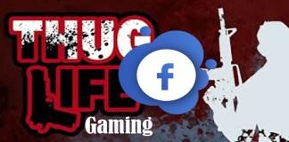 Facebook Thug Life
