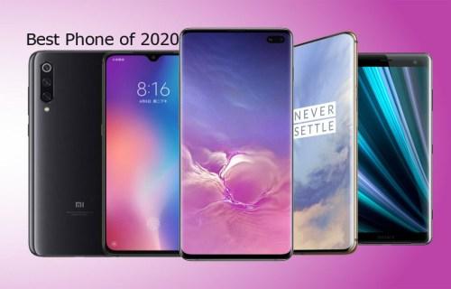 Best Phone of 2020