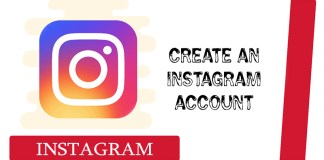 Create an Instagram Account
