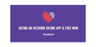 Dating on Facebook Dating App is Free Now