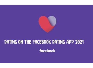 Dating on the Facebook Dating App 2021