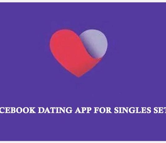 Facebook Dating App for Singles Setup