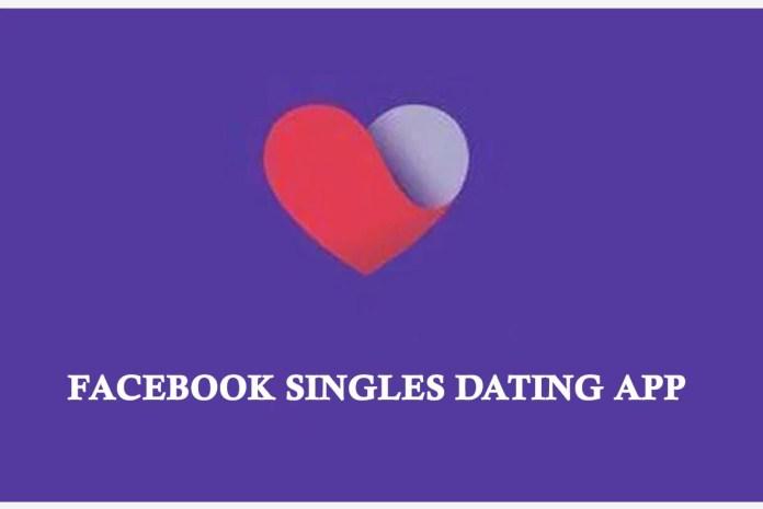 Facebook Singles Dating App