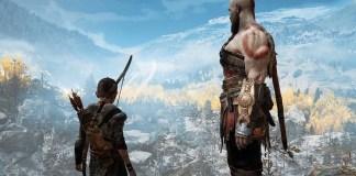 God of War get Optimization Patch for PS5