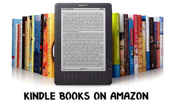 KINDLE BOOKS ON AMAZON